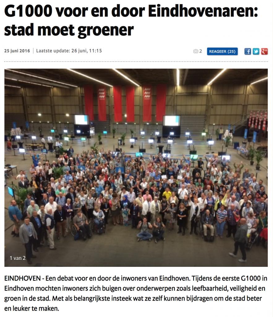 Eindhovens Dagblad zaterdag 25 juni 2016