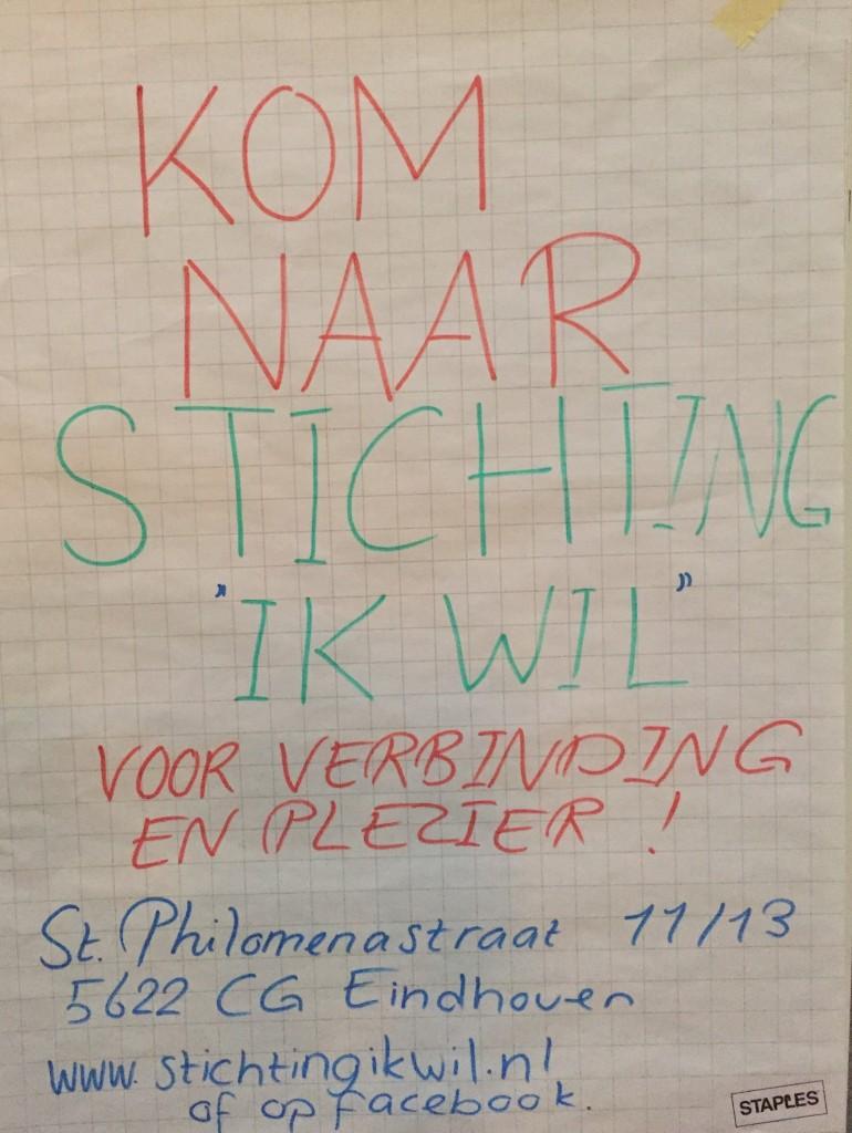 Kom naar Stichting Ik Wil - G1000-EindhovenTOP 7 juli 2016