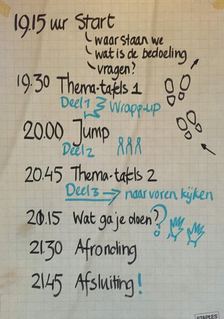 Programma - G1000-EindhovenTOP 7 juli 2016